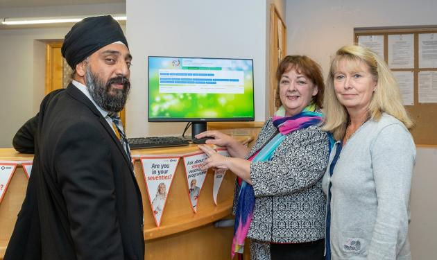 New social care database being used by 50 GP practices in Cheshire