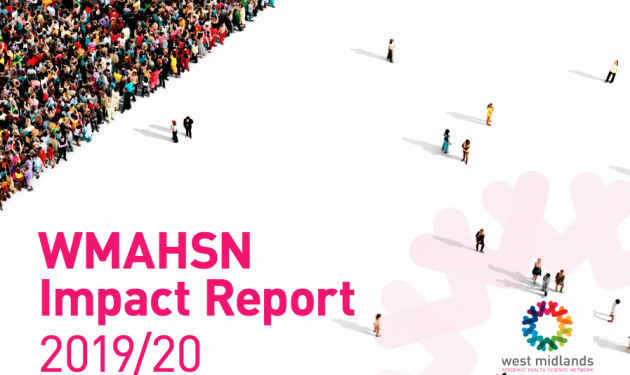 WMAHSN 2019/20 Impact Report published