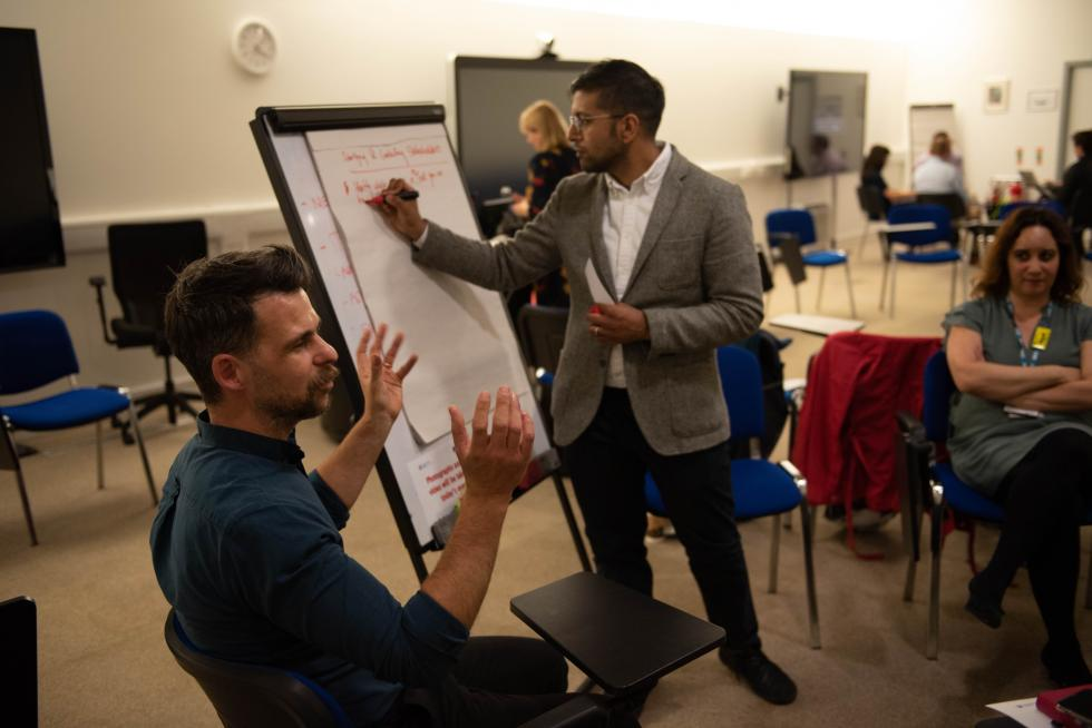 Apply for the Digital Health.London Accelerator by 12 Sept