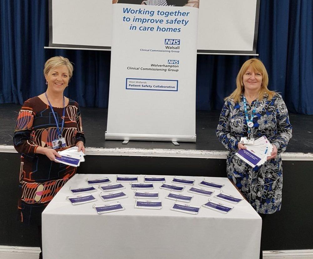 Midlands based care initiatives recognised in 2020 HSJ Patient Safety Awards