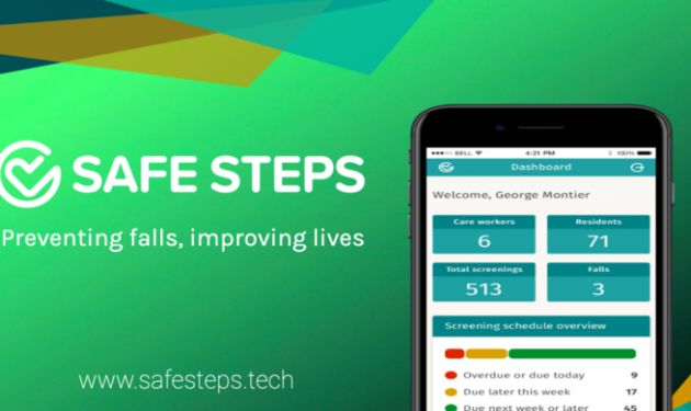 Safe Steps - preventing falls, improving lives