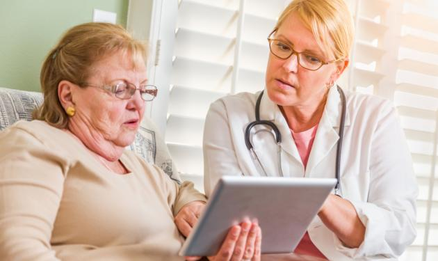 FaceBook working with NHSX to help those in care homes connect betterwith loved ones during coronavirus