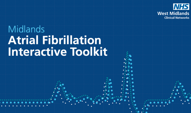 Midlands Atrial Fibrillation Interactive Toolkit