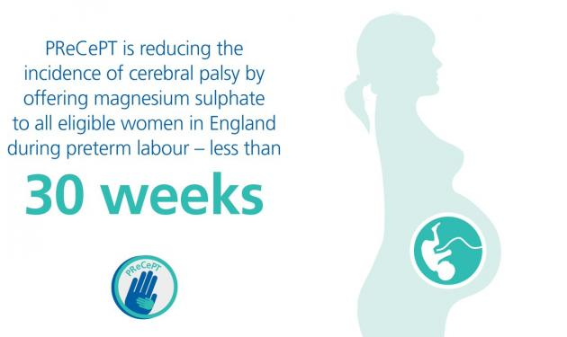 Prevention of Cerebral Palsy in PreTerm Labour (PReCePT)
