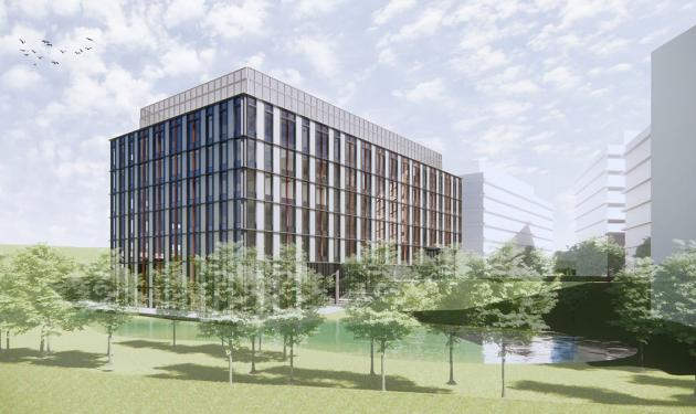 £210m world-class life science campus in the West Midlands