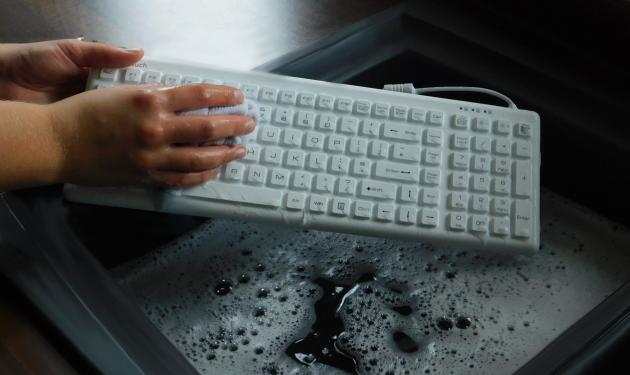 ioniTOUCH antimicrobial keyboards & mice: A cost effective tool for Infection Control