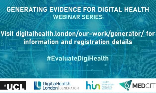 #EvaluateDigiHealth webinars launch second series