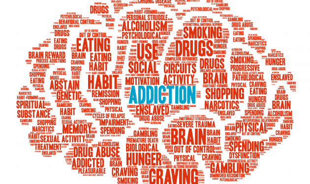 Tackling addiction the innovative way