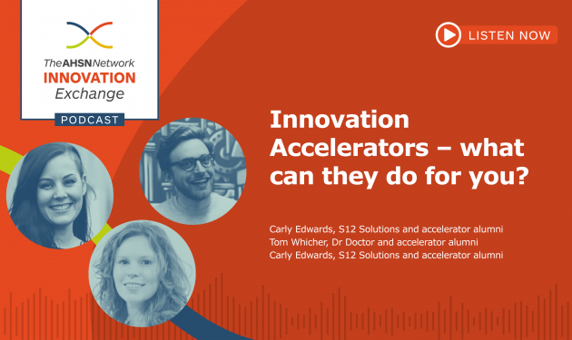 Innovation Accelerators – what can they do for you?