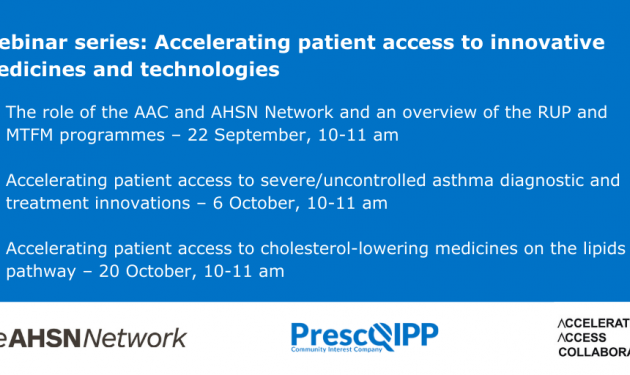 Accelerating patient access to innovative medicines and technologies