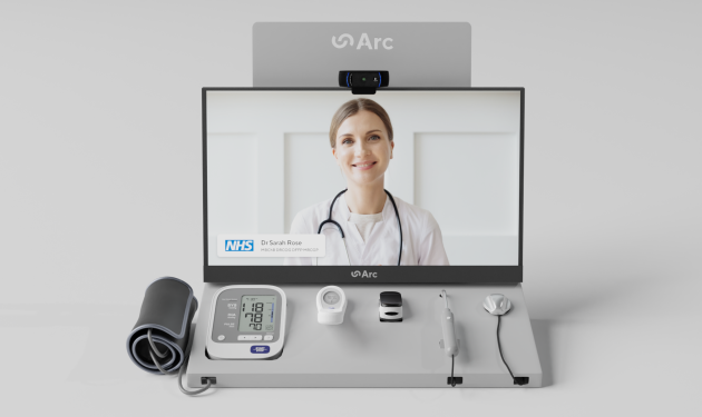 Arc remote examination and monitoring for care homes